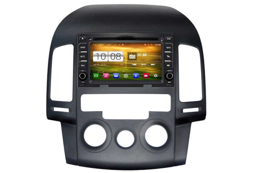 aftermarket navigation radio for hyundai i30 2007 2012. Black Bedroom Furniture Sets. Home Design Ideas