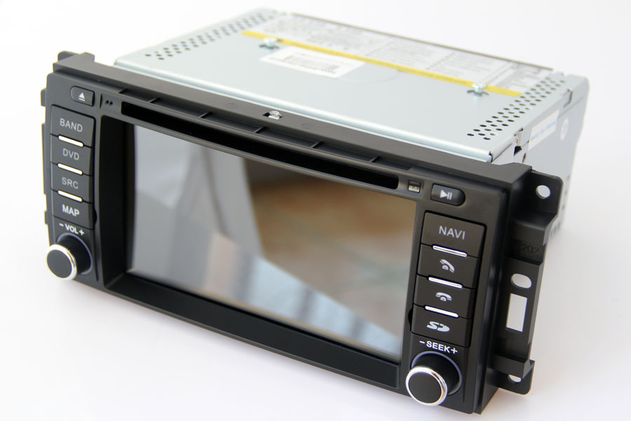 Aftermarket Navigation Head Unit For Dodge Ram 2009 2012