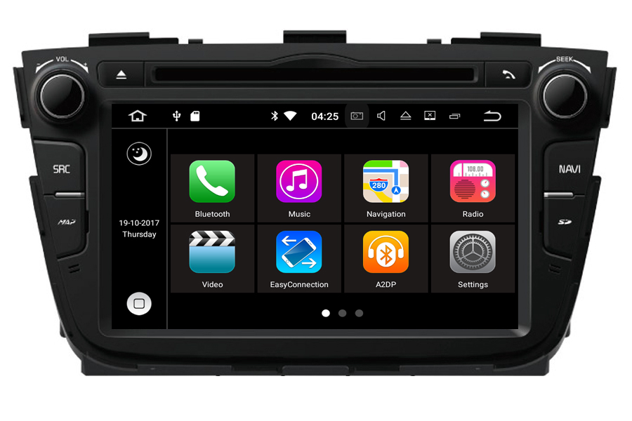 Aftermarket Navigation Radio For For Kia Sorento 2013