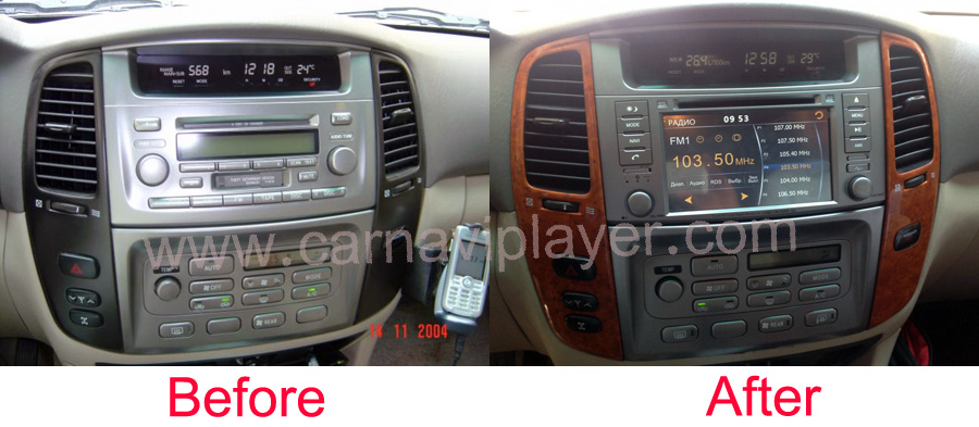 Toyota Land Cruiser 100 Series Toyota Land Cruiser 100
