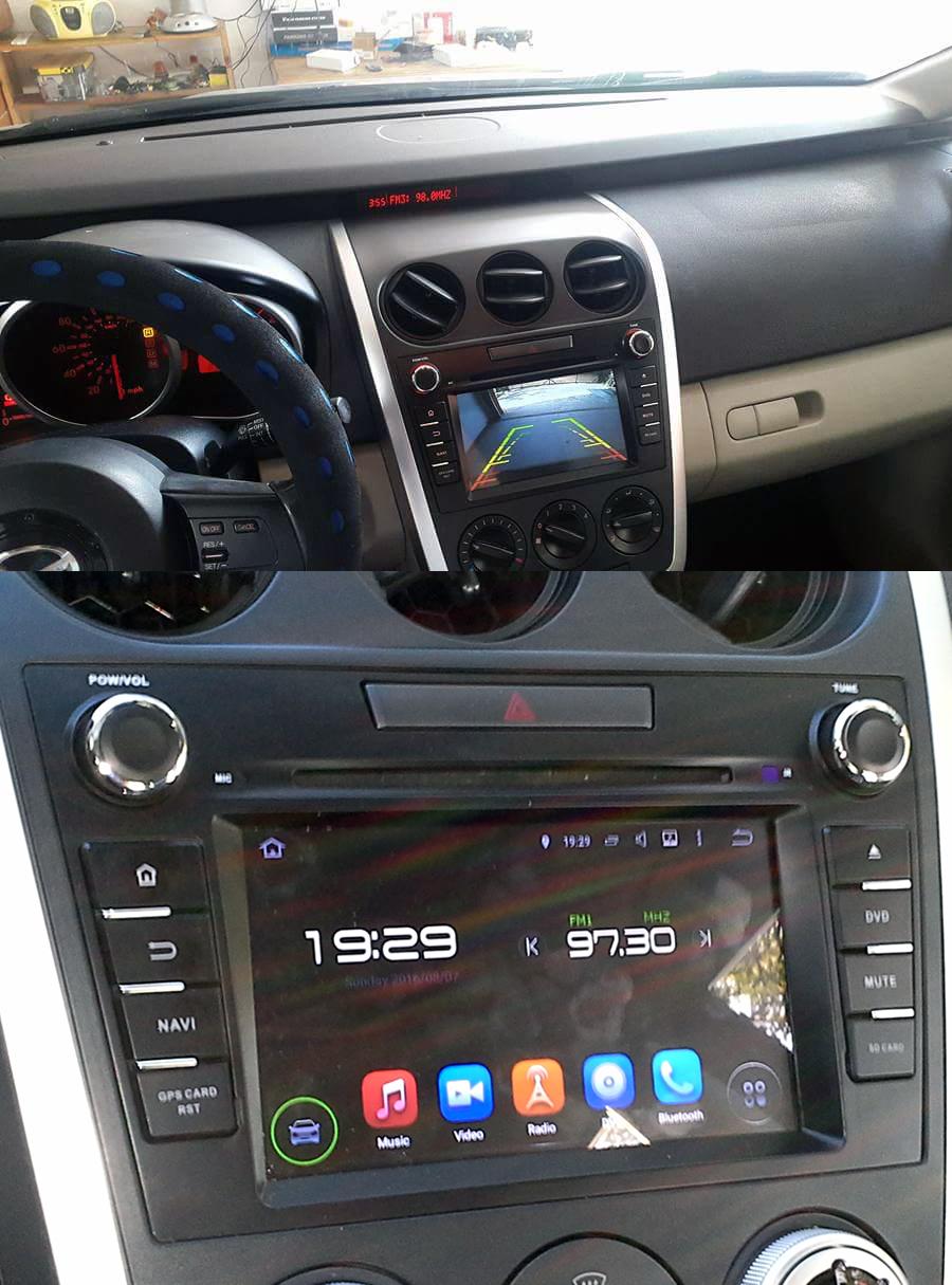 Kelebihan Kekurangan Mazda Cx 7 Spesifikasi