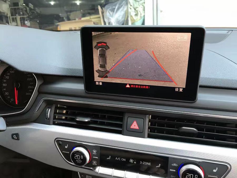 Aftermarket Backup Camera >> Audi A3/A4/A5/A6/Q3/Q5/Q7 Rear View Camera System ...