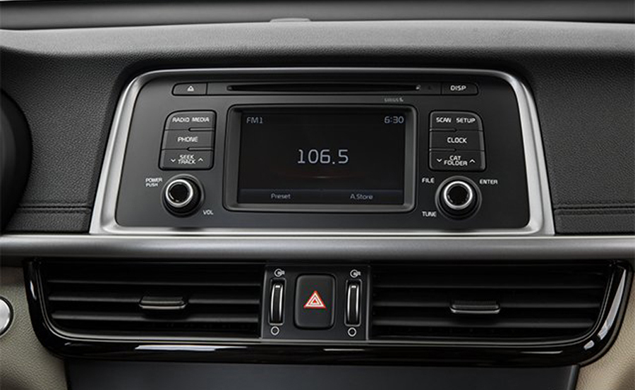 aftermarket navigation radio for kia k5  optima 2016 2017