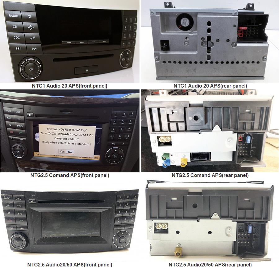 Mercedes Benz Audio 20 Cd Player ✓ The Mercedes Benz