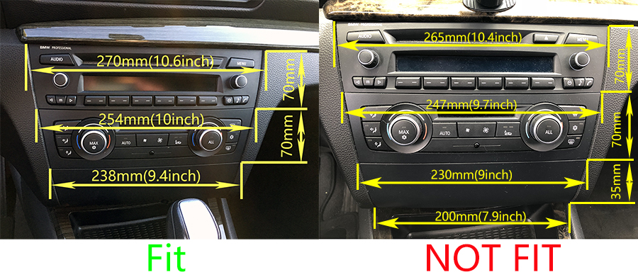 bmw 1 series android navigation head unit