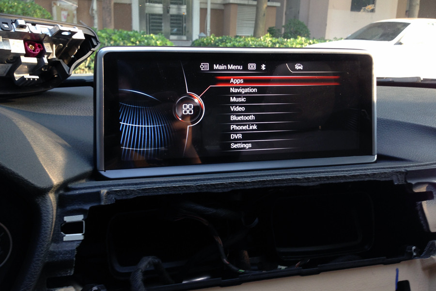 bmw 3 series m3 f30 gps navigation car stereo 2012 2017. Black Bedroom Furniture Sets. Home Design Ideas