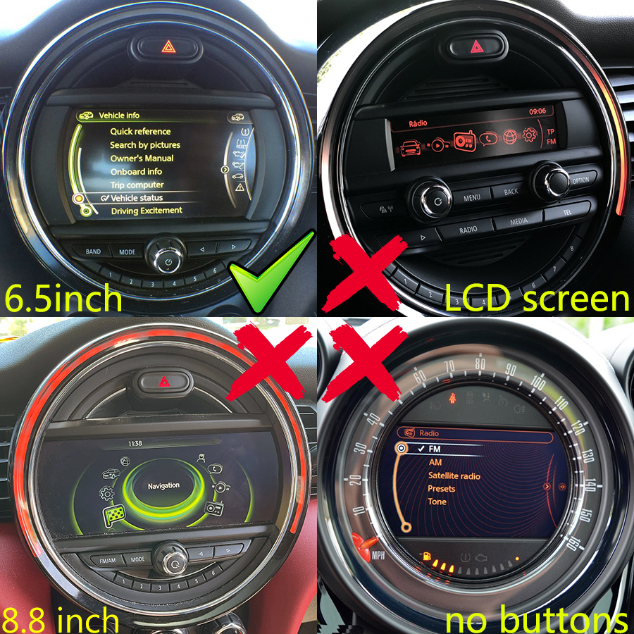 mini cooper radio upgrade