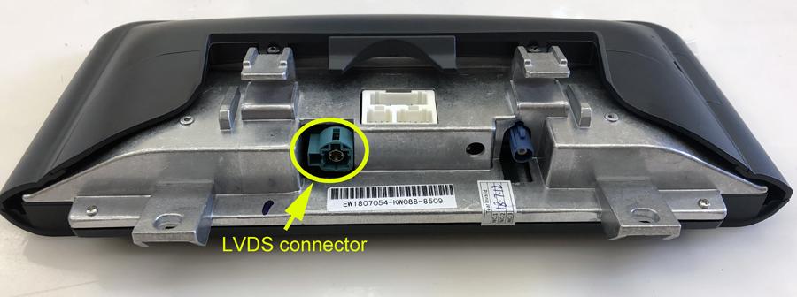 BMW LVDS CONNECTOR