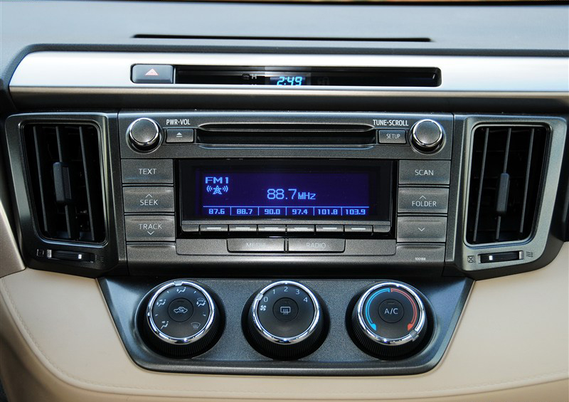Toyota Rav4 2013 2017 Aftermarket Navigation Car Stereo