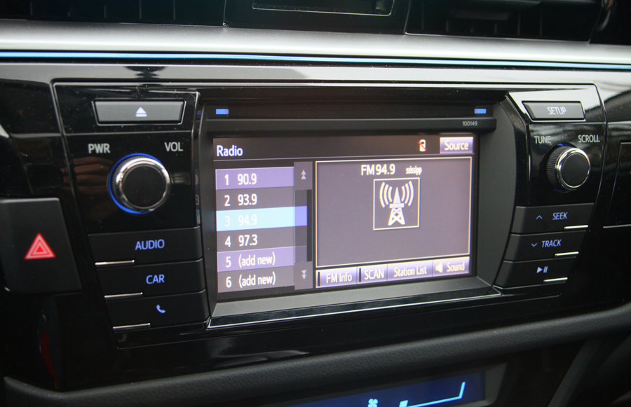 Toyota corolla 2015 touch screen radio | 3 Ways to Update a