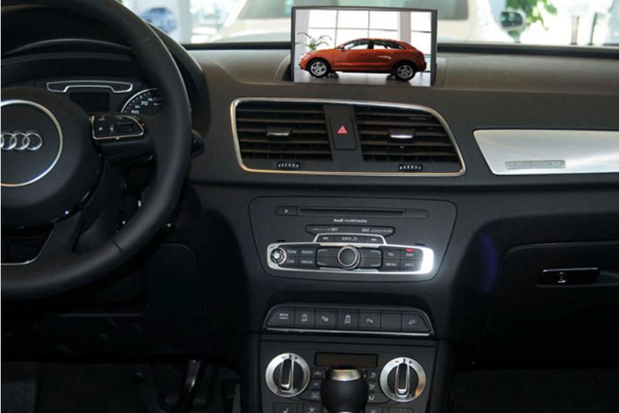 Audi Q3 2011 2017 Autoradio Gps Navigation Head Unit