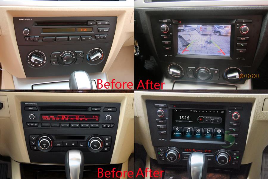 bmw 3 series m3 e90 e91 e92 e93 gps navigation head unit rh carnaviplayer com BMW E90 Parts BMW E90 Parts