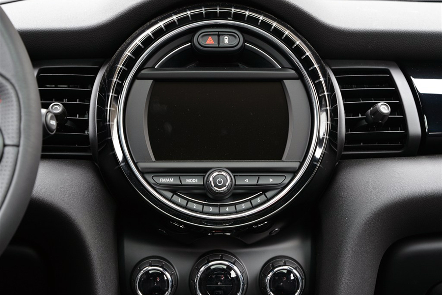 mini cooper 2014 2015 navigation head unit. Black Bedroom Furniture Sets. Home Design Ideas