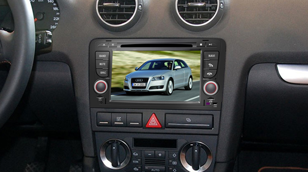 android 4 0 os car dvd player for audi a3 s3 rs3 2003 2013. Black Bedroom Furniture Sets. Home Design Ideas