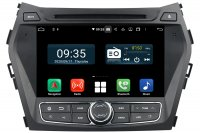 Aftermarket Navigation Radio For Hyundai SantaFe/ix45 2013-2017