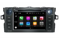 Android OS Navigation Radio Player For Toyota Auris 2007-2012