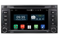 Volkswagen Touareg Android 10 OS GPS Navigation Head Unit