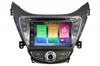 Aftermarket Navigation Radio For Hyundai Elantra 2011-2016