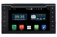 Android 9.0 OS Double Din Navigation head unit For Toyota Series