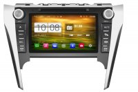 Android OS Navigation Radio For Toyota Camry Aurion Eu Au