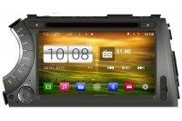 Android OS Navigation Radio Player For Ssangyong Actyon Kyron