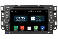 Aftermarket GPS Navigation Car Stereo For Chevrolet Captiva