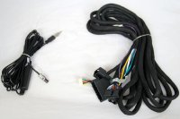 Extension cord for Mercedes-Benz aftermarket head unit