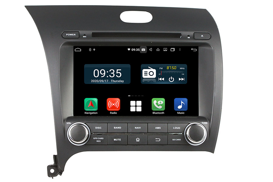 Android Os Navigation Radio For Kia Cerato Forte K3 2013 2016 Aftermarket Navigation Car Stereo Android Navigation Dvd Player Car Navigation Head Unit
