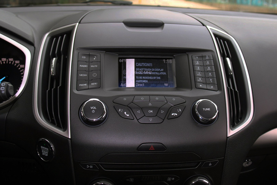 Ford EDGE 2015-2020 Aftermarket Navigation Head Unit