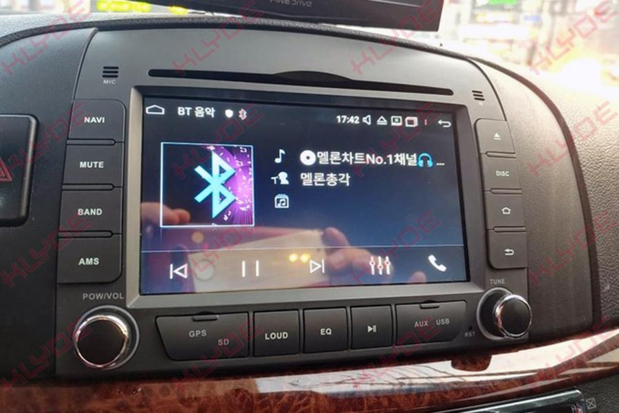 Aftermarket Navigation Radio For Hyundai Sonata 2004-2008
