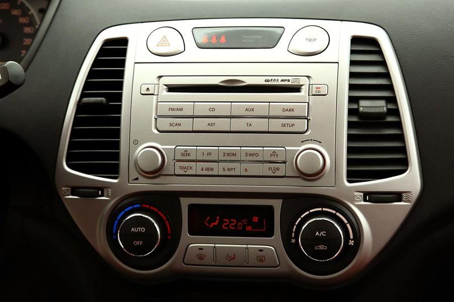 Hyundai Veloster 2011-2017 Aftermarket Navigation Autoradio