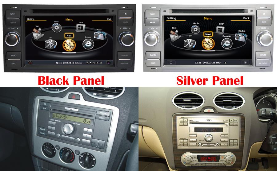 ford focus navigation