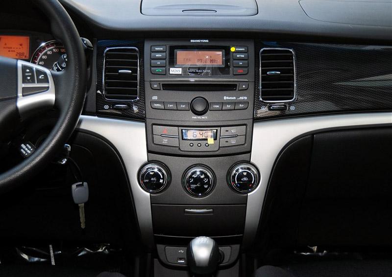 ssangyong korando aftermarket navigation car stereo