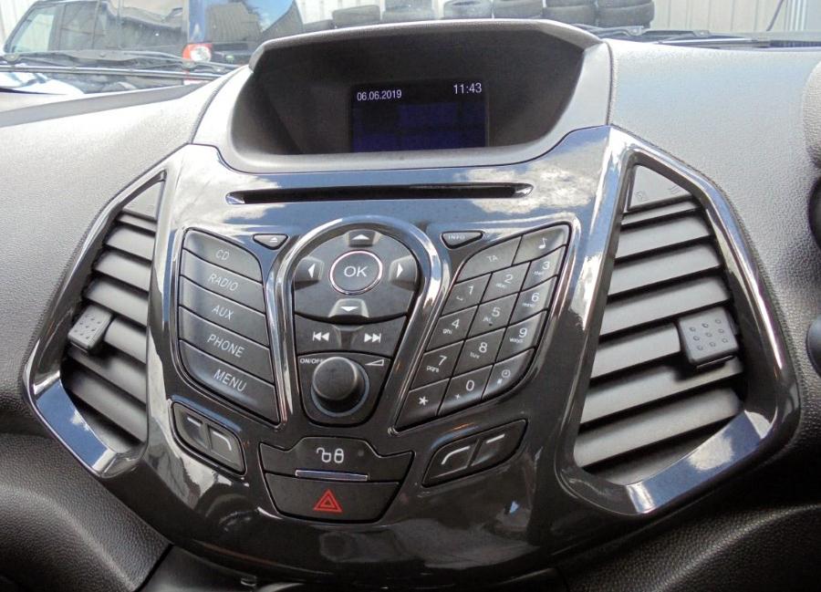 ford ecosport 2013 aftermarket navigation